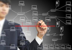 проектирования кабельных сетей